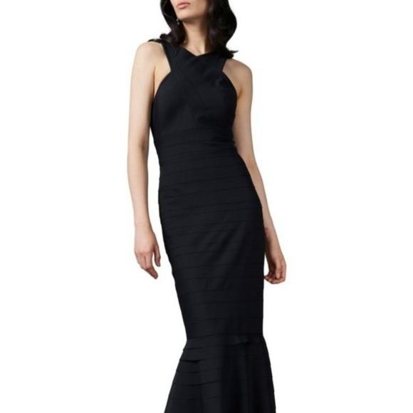 Kay Unger Dresses & Skirts - Kay Unger Halter Neck Evening Gown